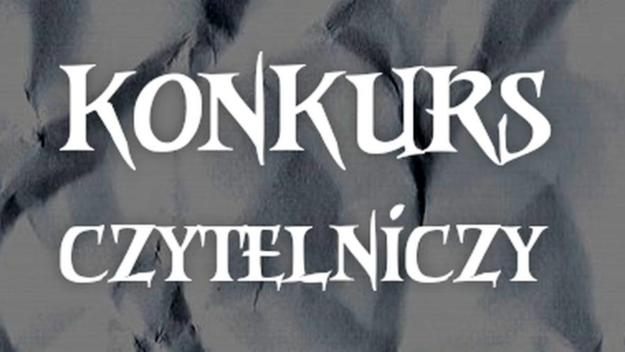 """18.12 - Konkurs czytelniczy """"W mroku ciemności"""""""