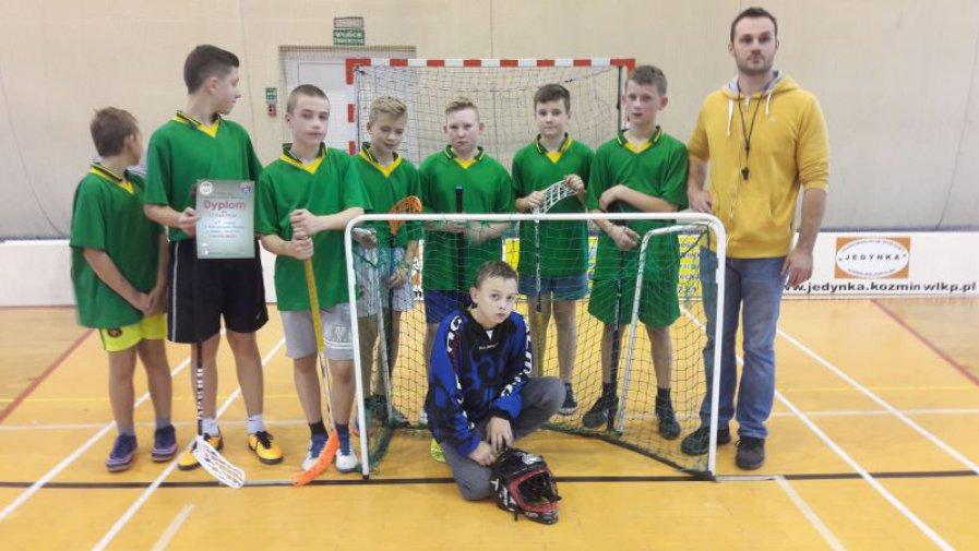 Unihokej – Mistrzostwa Powiatu w unihokeju