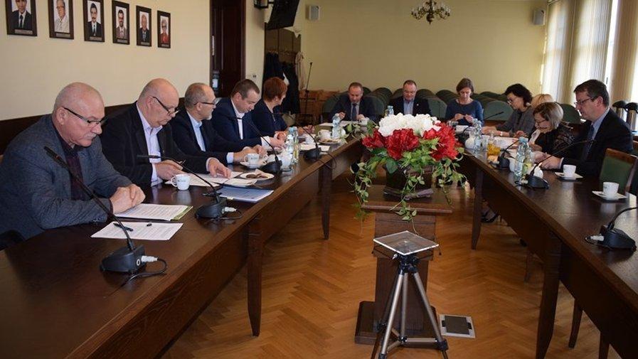 """Posiedzenie Zgromadzenia Związku """"Eko Siódemka"""""""