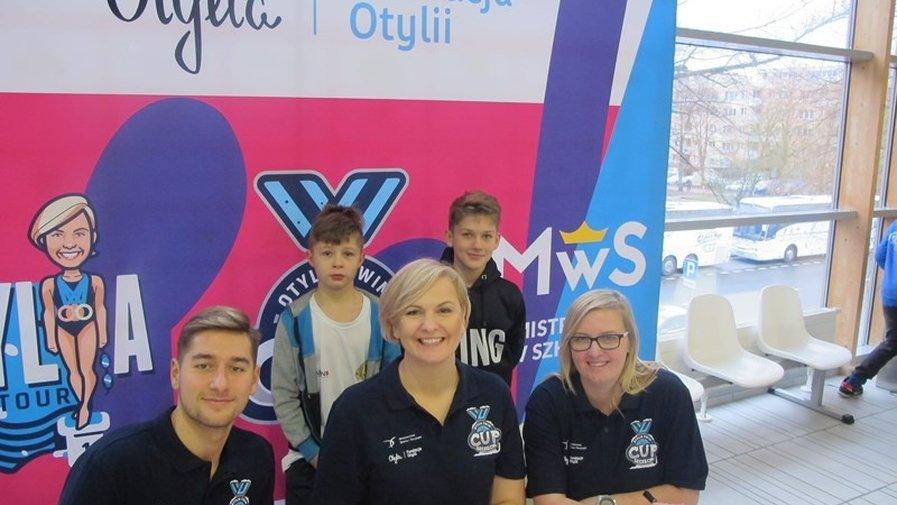 KS Krotosz na Otylia Swim Cup