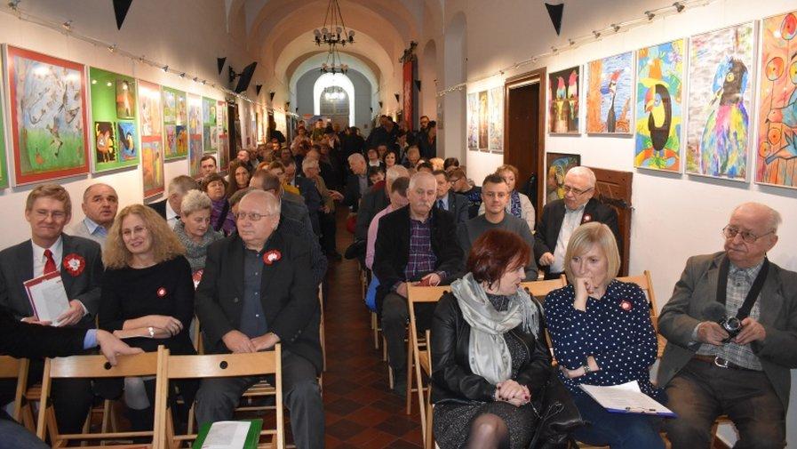 Wieczornica pamięci Postania Wielkopolskiego w 100. rocznicę wybuchu zrywu