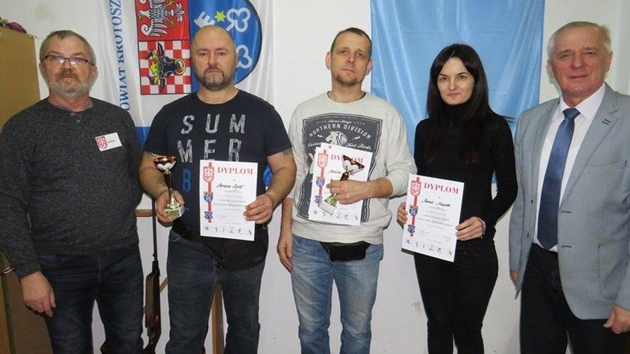 Zawody Strzeleckie z okazji 100-lecia wybuchu Powstania Wielkopolskiego