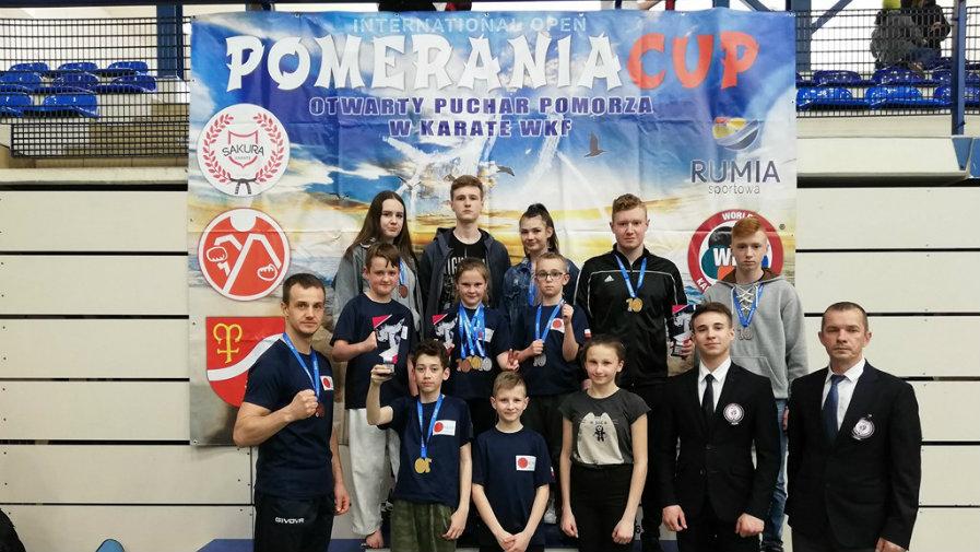 Nippon na turnieju Pomerania Cup w Rumi