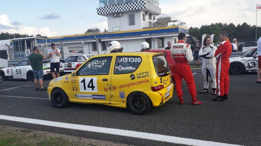 3 i 4 runda Wyścigowych Samochodowych Mistrzostw Polski - KM RACING TEAM