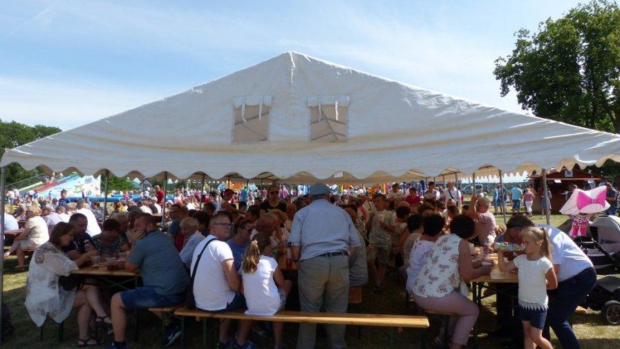 V Festyn Parafialny w Lutogniewie