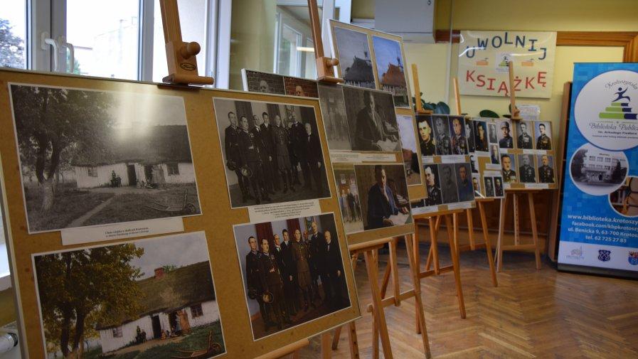 """""""Kolory Naszej Historii"""" w bibliotece"""