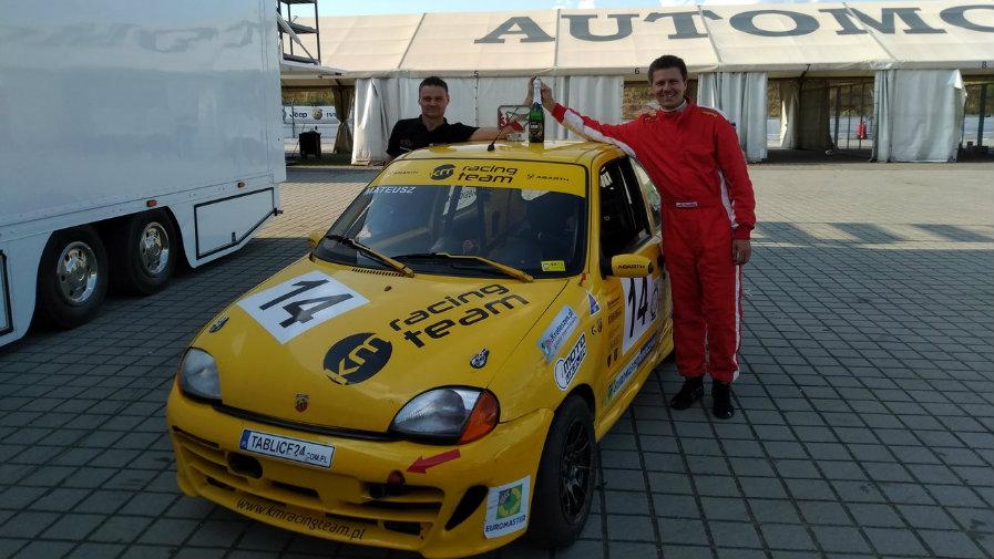 KM Racing Team w 5 i 6 rundzie WSMP