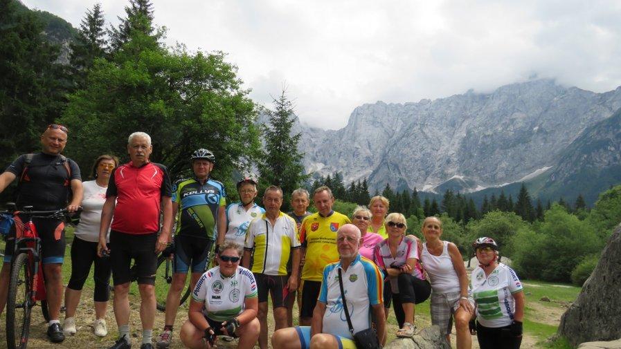 Rowerem przez Słowenię