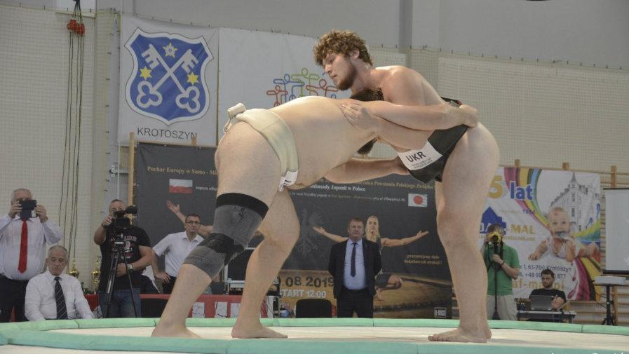 Puchar Europy w Sumo - Międzynarodowe Mistrzostwa Polski - Poland Open 2019