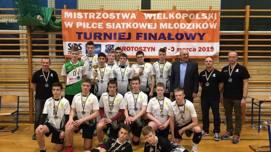 Sezon 2018/2019 krotoszyńskiego Uczniowskiego Klubu Sportowego Piast