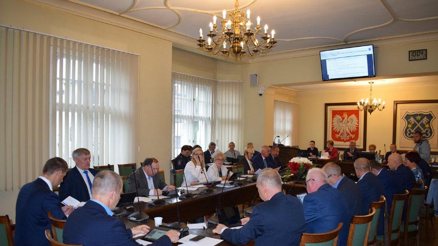 XIII sesja Rady Miejskiej