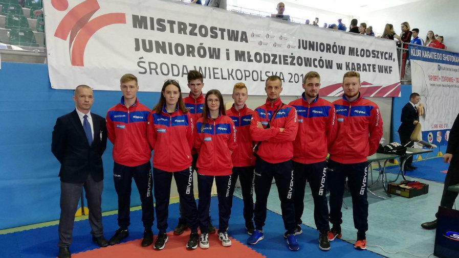 NIPPON na  Mistrzostwach Polskiej Unii Karate