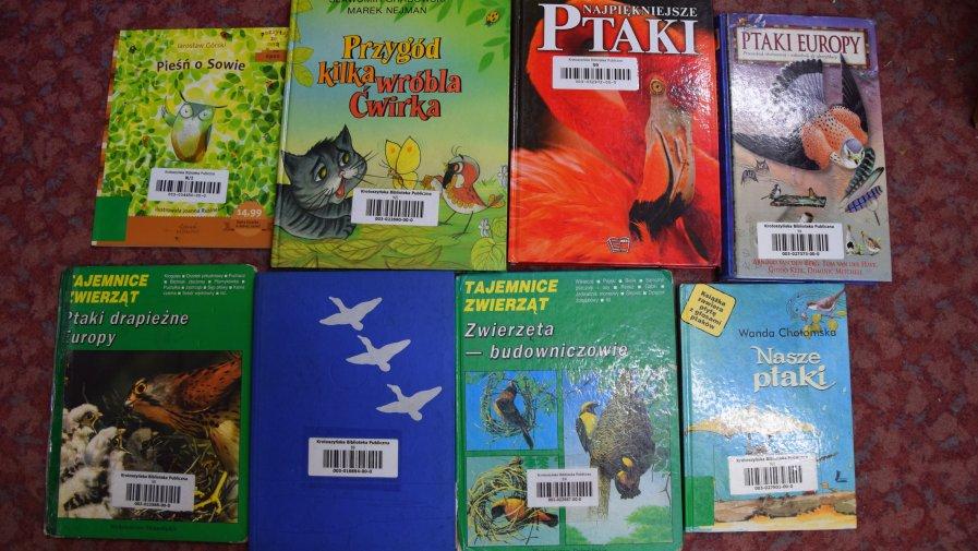 1 Października Światowy Dzień Ptaków