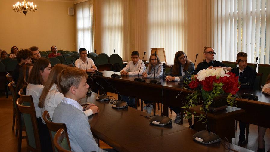 Pierwsze posiedzenie nowo wybranej MRM i wybór przewodniczącego