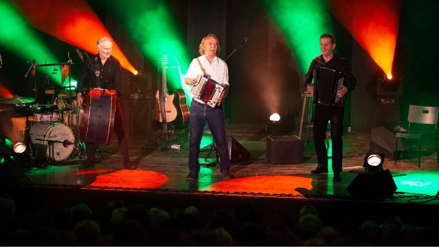 Wspaniały koncert Jaromira Nohavicy w krotoszyńskim kinie