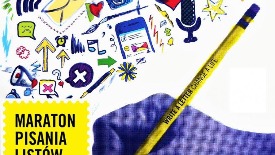 Zaproszenie na II Maraton Pisania Listów w Benicach