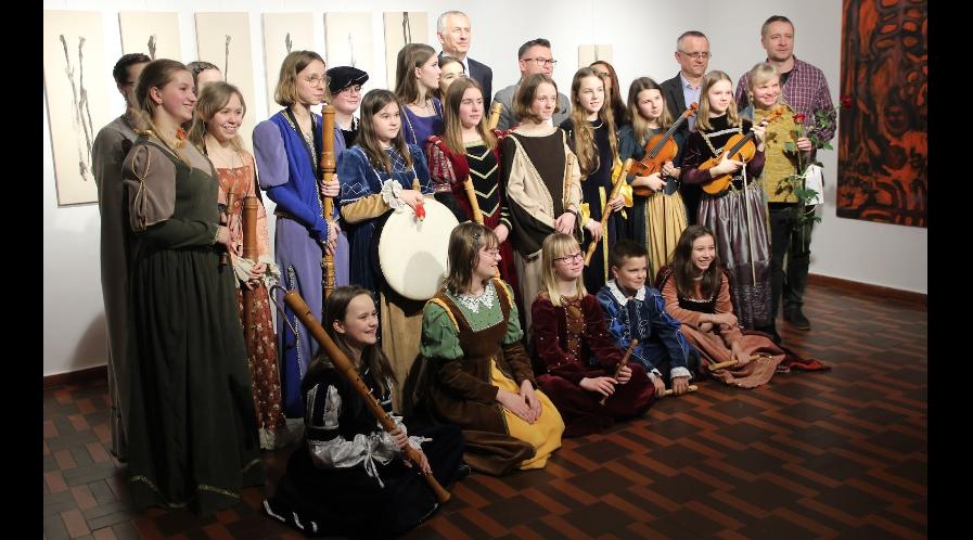 Koncert muzyki dawnej Schola Cantorum 2020 w Refektarzu