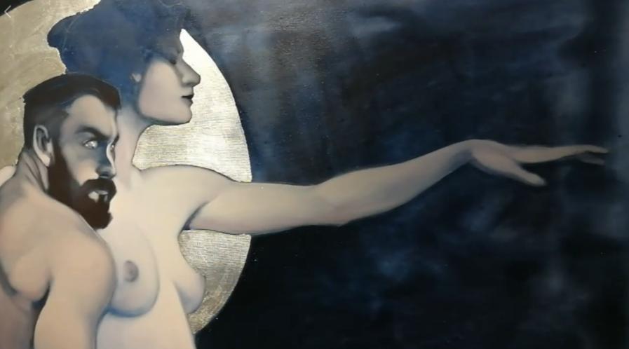 Zapraszamy na wirtualny spacer po wystawie malarstwa Jakuba Godziszewskiego