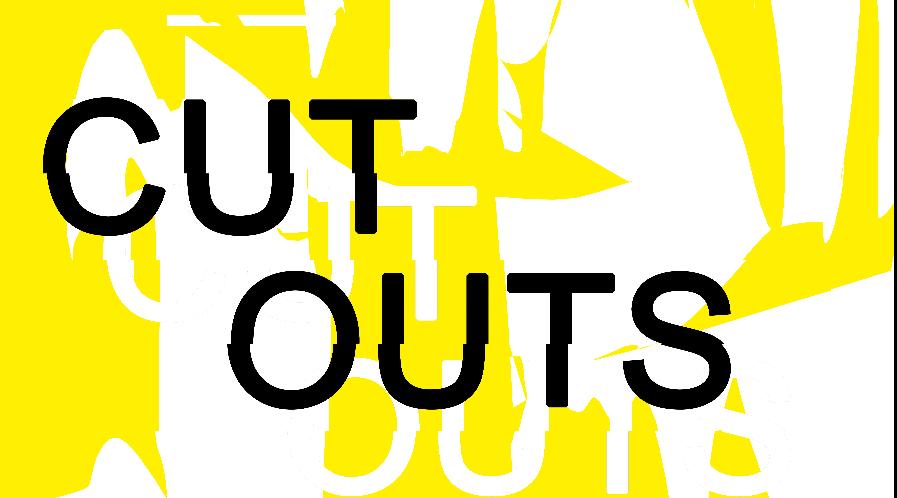 "Wystawa malarstwa: ""CUT OUTS"" - Iza Opiełka"