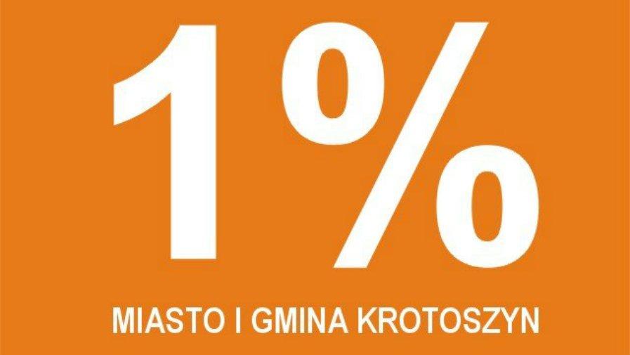 Zostaw 1% w gminie Krotoszyn 2021